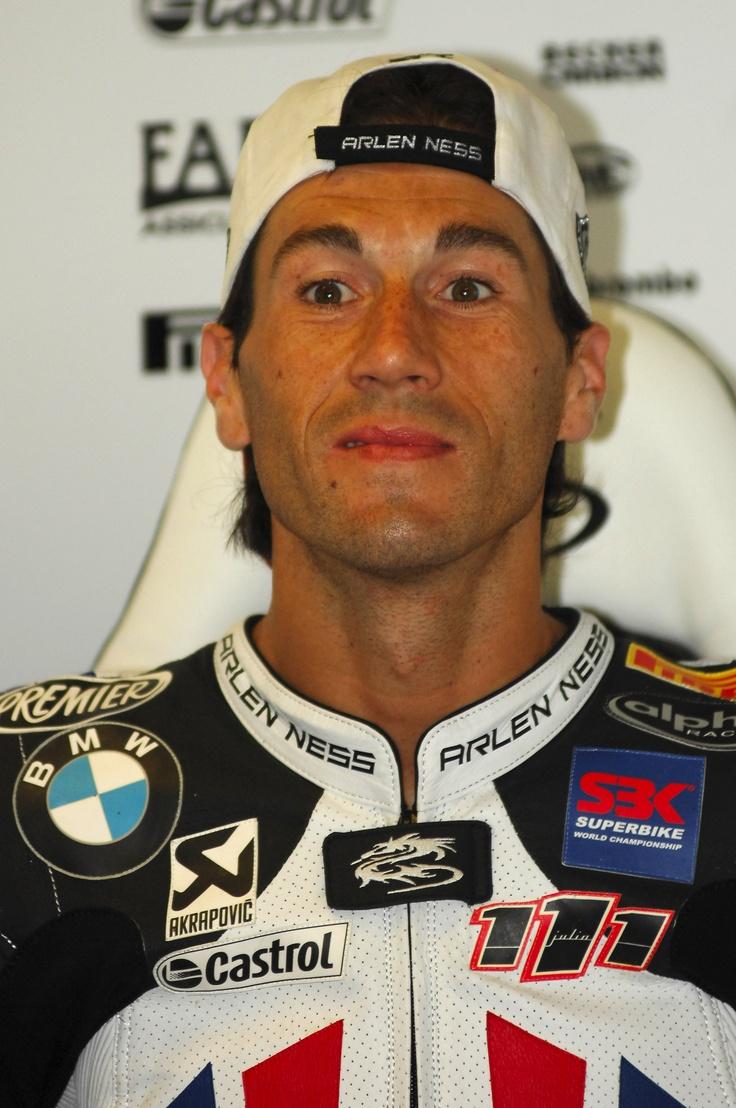 Ruben Xaus - 2009/2010 BMW Motorrad SBK Team