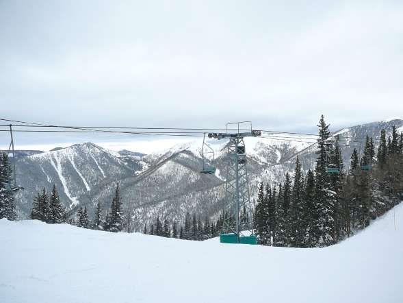 50 - Taos Ski Valley, Estados Unidos: esta vila, localizada no Novo México, tem pouco mais de 50 hab... - Creative Commons/chrisdrury/Flickr