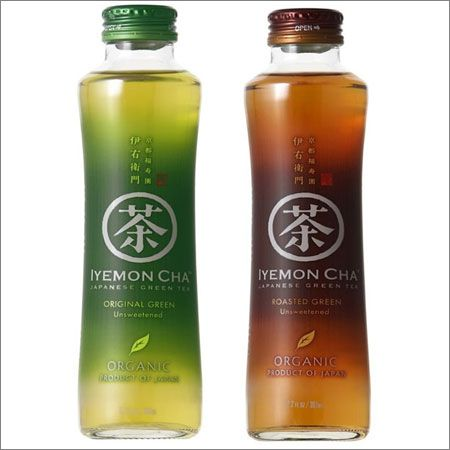IYEMON Organic green tea.