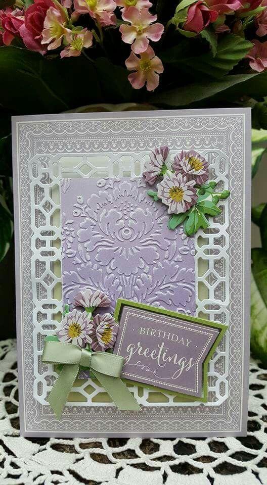 Card Making Patterns Ideas Part - 31: Handmade Birthday Cards, Anna Griffin Cards, Card Patterns, Craft Cards,  Homemade Cards, Cardmaking, Greeting Cards, Card Ideas, Pretty Patterns