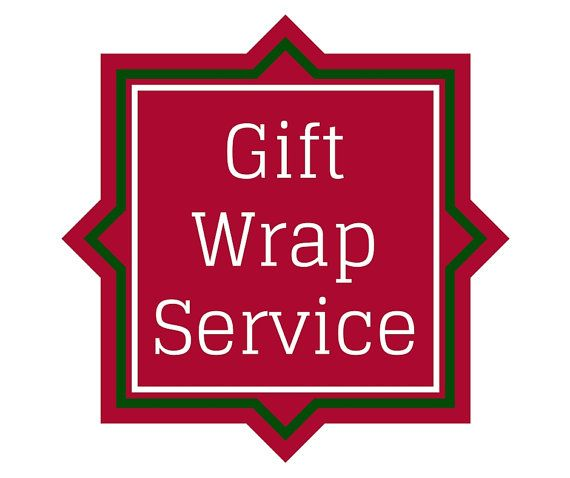Gift wrapping service makes giving easy!  Send direct to recipient!  #teamcolorsbycarrie