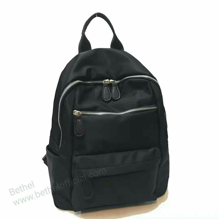 Material : Nylon ll Size: Length 24 - Width 12 - Height 36 cm ll 2 colors ll #backpack #bags #fashion #accessories #bethel #bethelbags #lady HK$ 268 + HK$98(shipping)