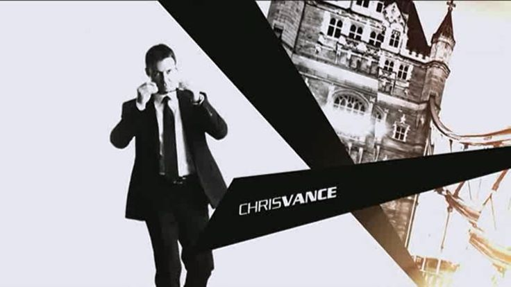 Chris Vance as Frank Martin in Transporter: The Series