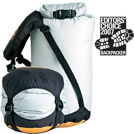 Keeps my bag compressed and dry, I keep my clothes in at camp. Sea To Summit eVent Compression Dry Sack | Backcountry.com