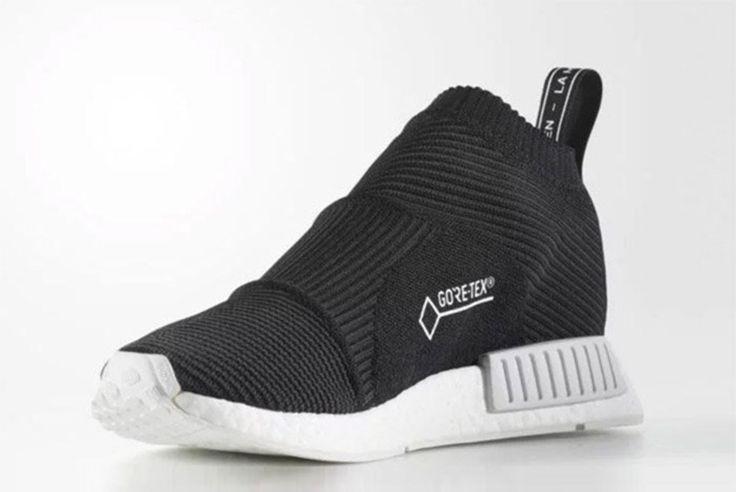 adidas Originals Gives the NMD City Sock a Gore-Tex Build