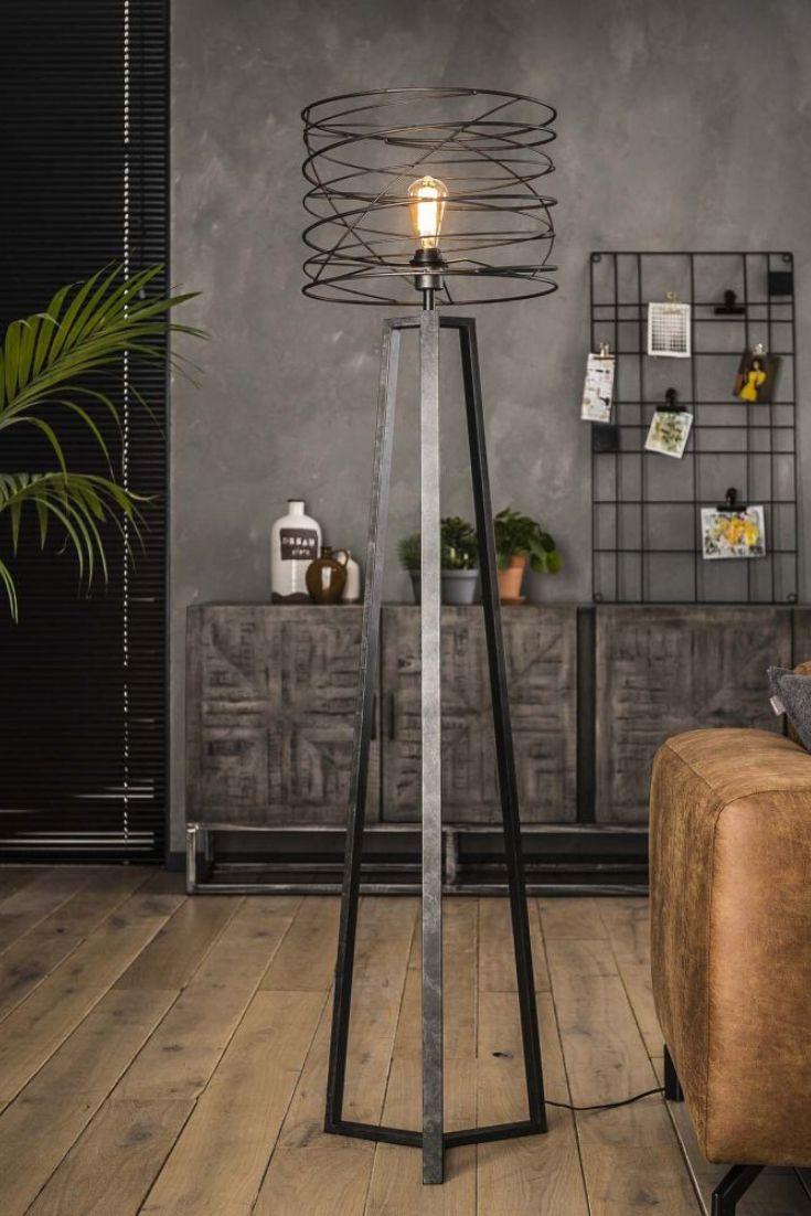 Stehlampe Vintage: Retro Lampe für das Wohnzimmer in 2020 ...