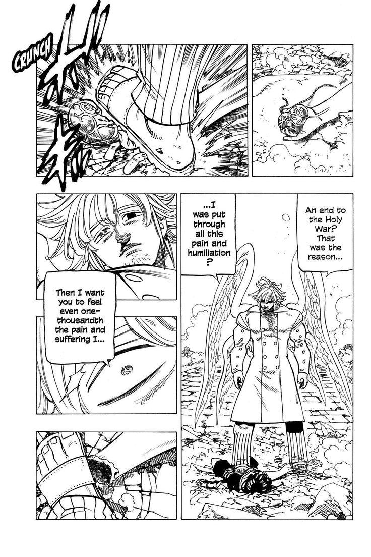 Nanatsu no Taizai Chapter 341 in 2020 Chapter, Manga