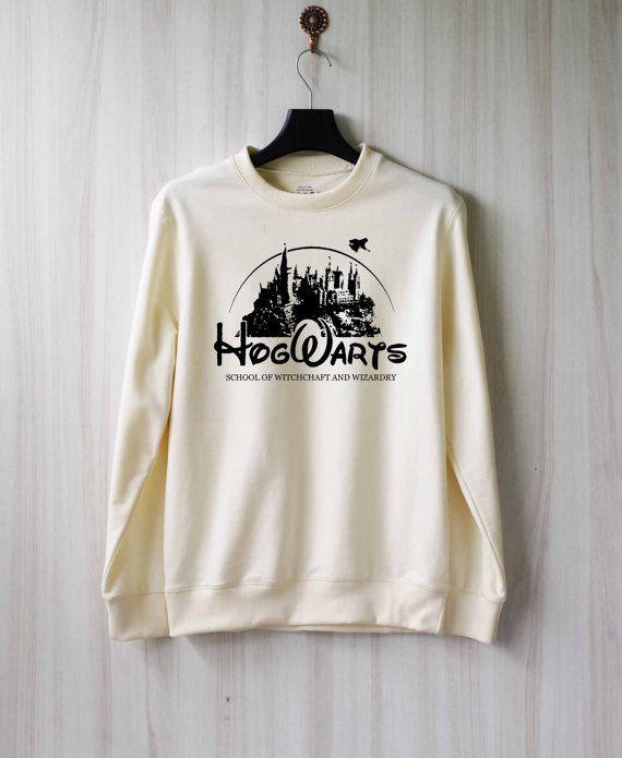 Les anciens élèves de Poudlard Harry Potter Shirt Sweat par SaBuy