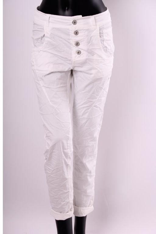 Prepair Coated Pants Hvid