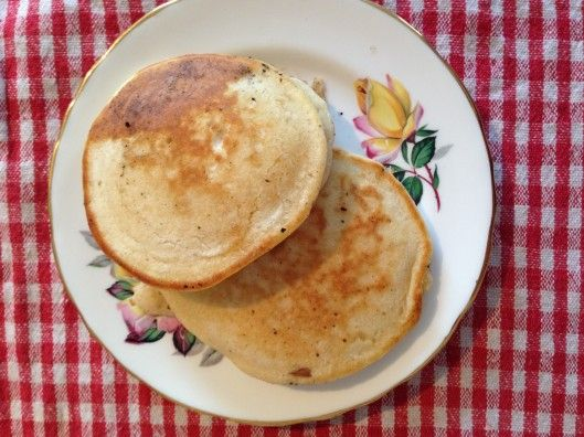 Scotch pancakes. Mary Berry