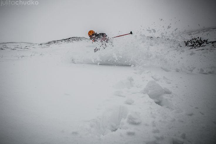 Skituring w Tatrach