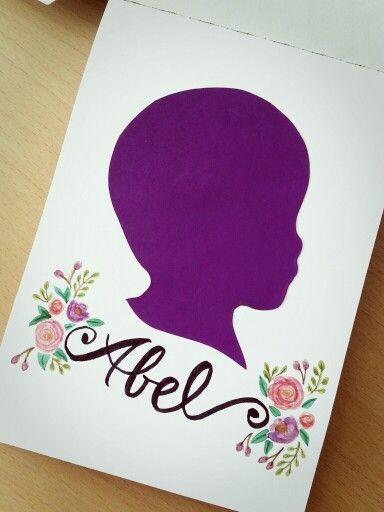 Abel's silhouette