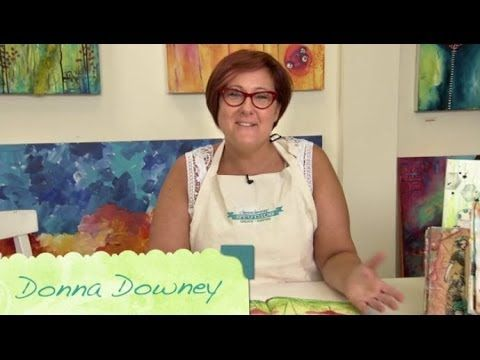 One of Donna Downey's favorite techniques! Join Donna as she shows you her techniques to get perfect Gelatos® drips.