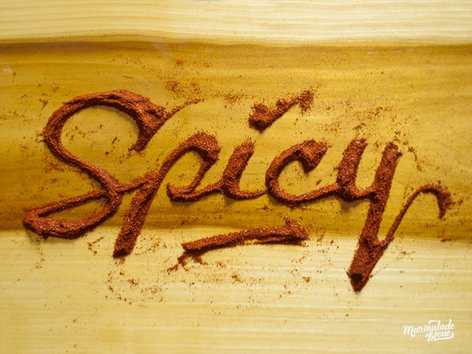 Marmalade Bleue • Spicy • Danielle Evans
