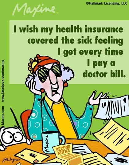 Maxine - Doctor Bills