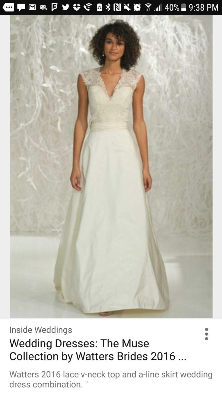 16 besten wedding dress 2 Bilder auf Pinterest | Hochzeitskleider ...