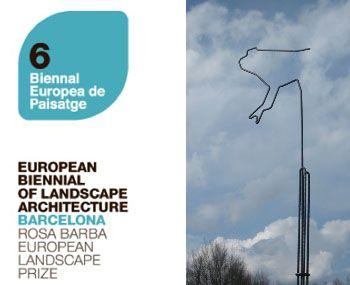 European Biennal of landscape architecture