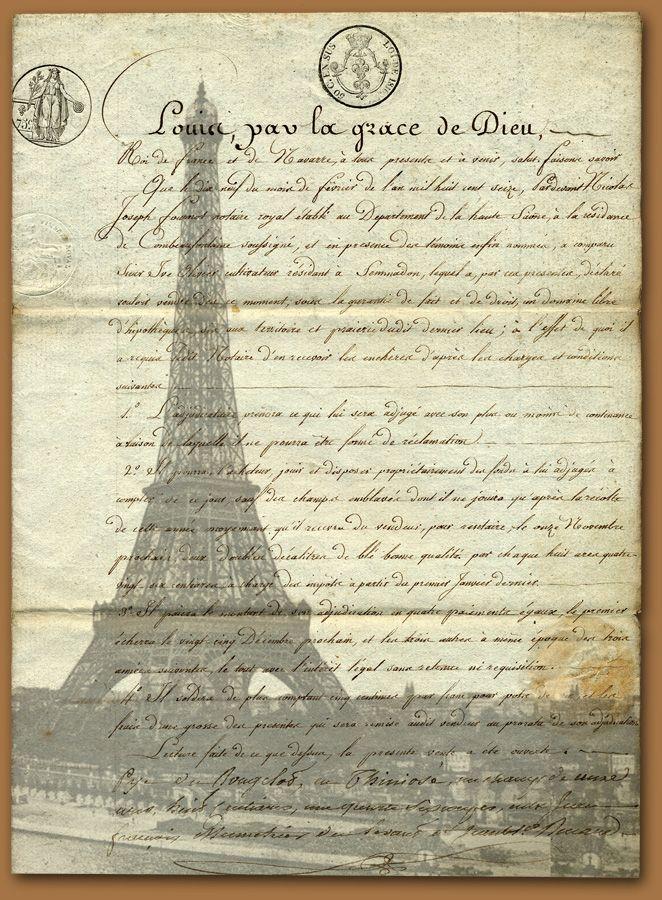Tio Jacinto's handwriting