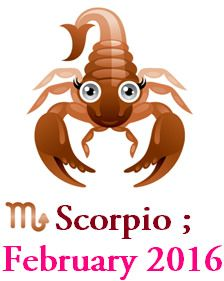 Your Daily, Weekly, Monthly Horoscope Forecast 2016 Susan Miller: Scorpio Monthly Horoscope: February 2016