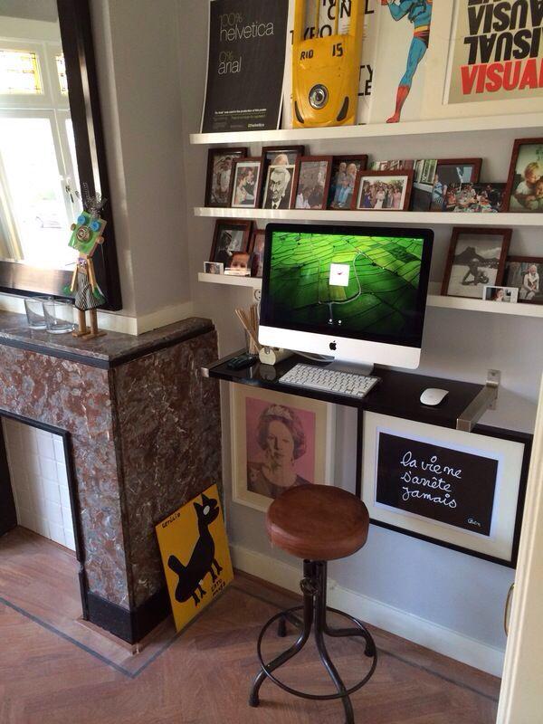 25 beste ideeà n over puter hoekje op pinterest kast kantoor