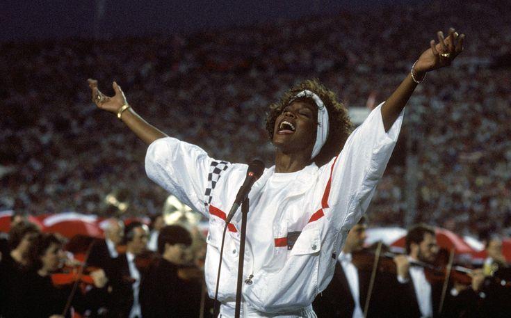 unforgettable Whitney