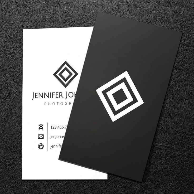 Really neat Premade Business Card Design - Print Ready - Printable Business Card - Black and White - PDF & JPEG - 300 DPI 25.00 USD from BrandiLeaDesigns business card calling card premade design graphic design template custom professional business card design DIY photography simple black http://ift.tt/1BBfj1S