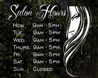 17 best ideas about Business Hours Sign on Pinterest ...