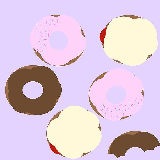 Donut Ask Who Bit Into The Chocolate Doughnut
