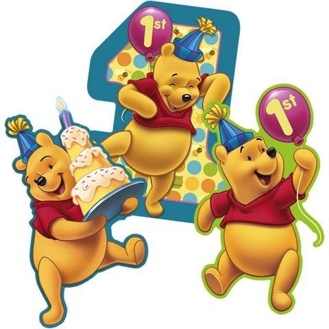22 best Pooh images on Pinterest Pooh bear Birthday party ideas