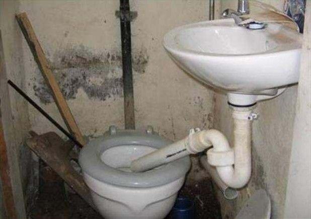 Hilarious Plumbing Fails