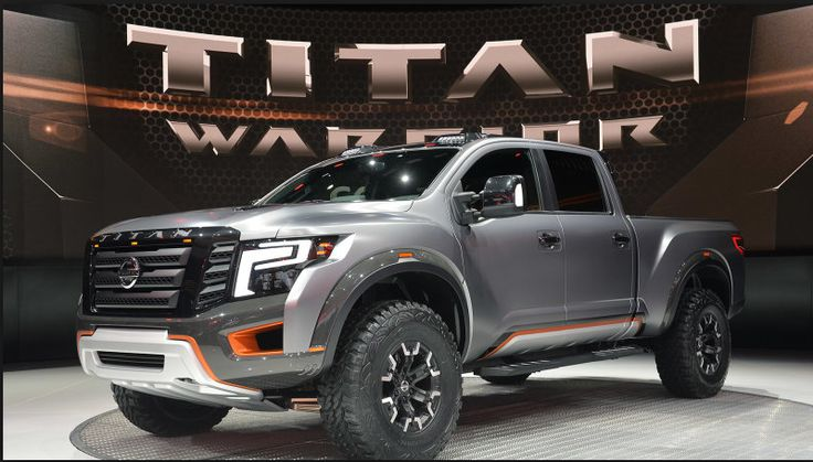 New 2018 Nissan Titan Warrior