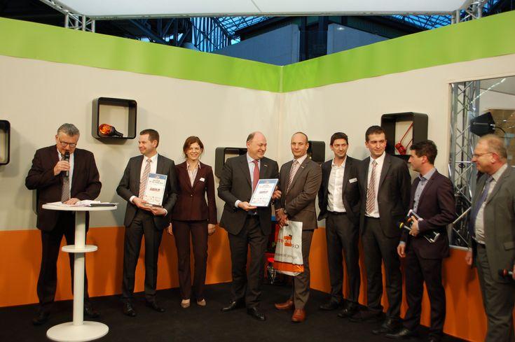 """#SIMA #2015: #CNH #Industrial si #aggiudica il #premio """"#Machine of the #Year"""" - http://www.reportcampania.it/news/sima-2015-cnh-industrial-si-aggiudica-il-premio-machine-of-the-year/ @ReportCampania"""