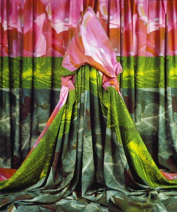 'anonymous women draped' by patty carroll
