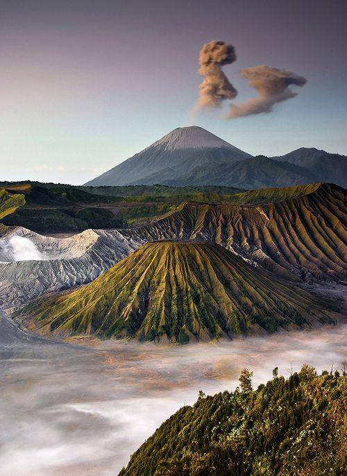 Mt Bromo by Joel Santos