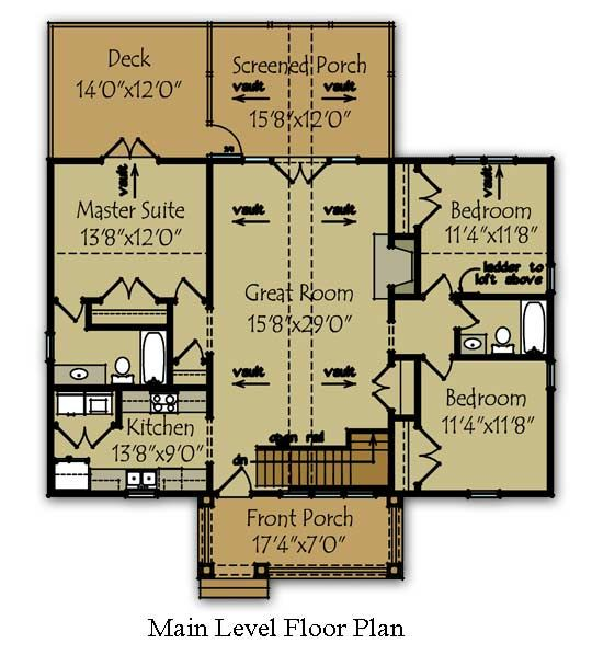Best 25 small floor plans ideas on pinterest small home for Lake cottage floor plans