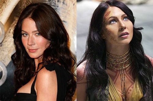 Lynn Collins (Native American (Cherokee), Irish, Scottish) [American]