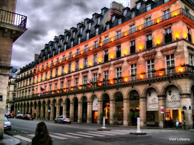 Louvre District, Hotel Le Lotti, 7 rue de Castiglione, Paris I