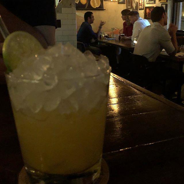 Cocktail time at @bulletinplacesydney  #fridaynight #cocktailbar #sydney