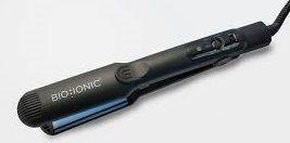 Bio Ionic Onepass heat precautions...Read More at http://www.hairstraightenermodels.com/heat-protectant-damaged-hair/