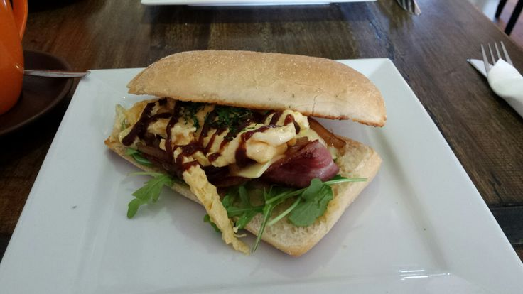 Cafe 89 - Breakfast Panini