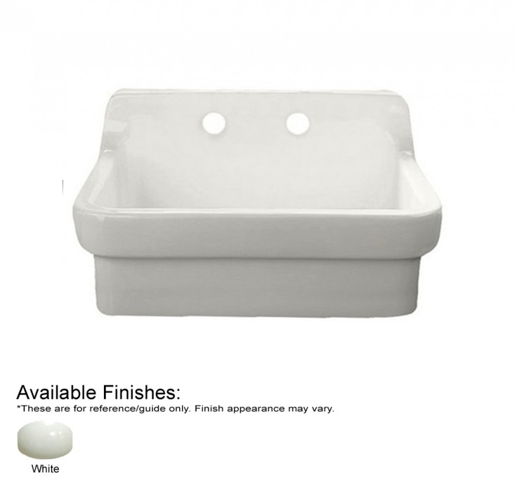 Used Utility Sink : Utility Sink Wall Mount Wall Mount Laundry Sink