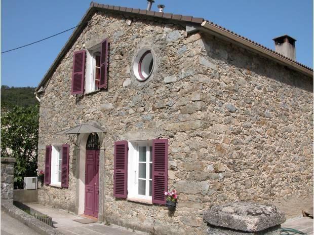 casa di l 'apa ('maison de l abeille'): hus til leie Corsica