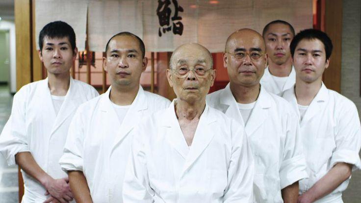 Världens bästa sushi serveras på en oansenlig restaurang i Tokyos tunnelbana. Ägaren, den 85-årige Jiro Ono, strävar efter perfektion i varje tugga.