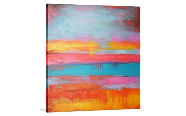 GELATO - $399.00 | United Artworks | Original art for interior design, buy original paintings online