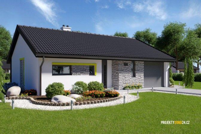 projekty domů - projekt domu LIVE