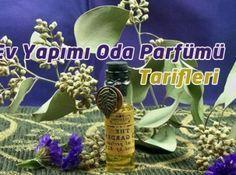 Doğal Ev Yapımı Oda Parfümü ve Kokuları