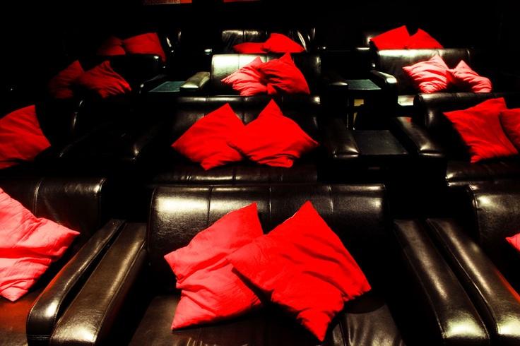 The Exibit Balham, 24 seats with 12 sofas