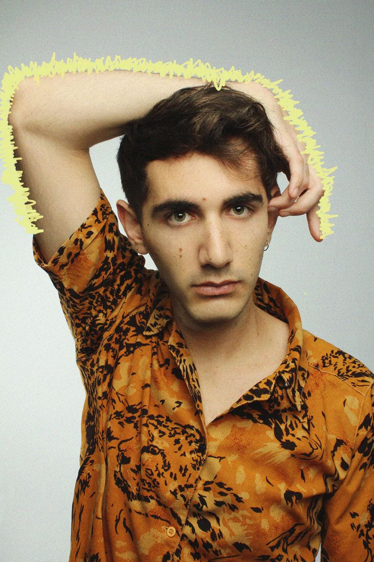 Alex Anwandter I've realized that Chilean electropop scene is my niche