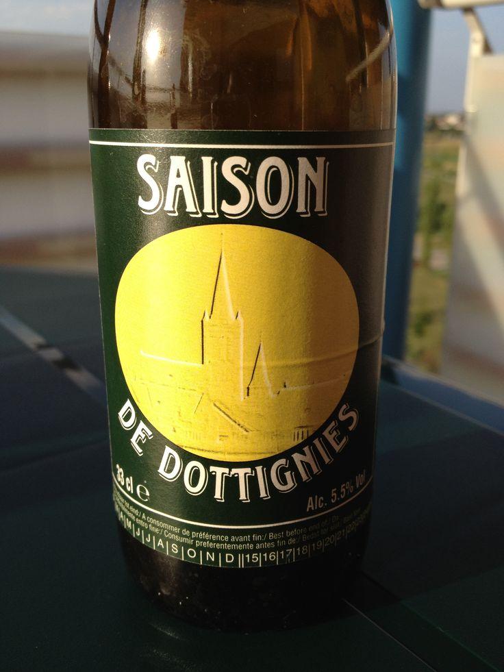 De Ranke Saison De Dottignies  Brewed by Brouwerij De Ranke Style: Saison Dottignies/Dottenijs, Belgium