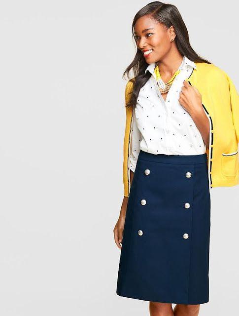 Good Life of Design: My Spring Wardrobe Shopping List!